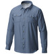 Columbia Pilsner Peak II Longsleeve Shirt Men blue
